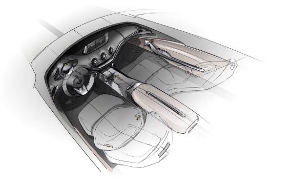 Nová Kia Stinger GT - koncept