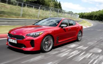 Kia Stinger - test