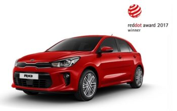 KIA RED DOT AWARD