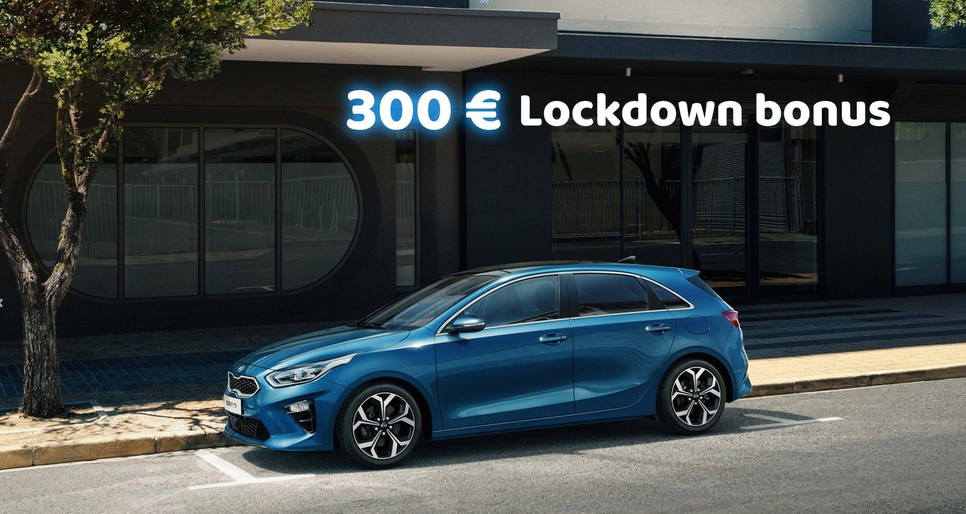Kia Lock-down bonus
