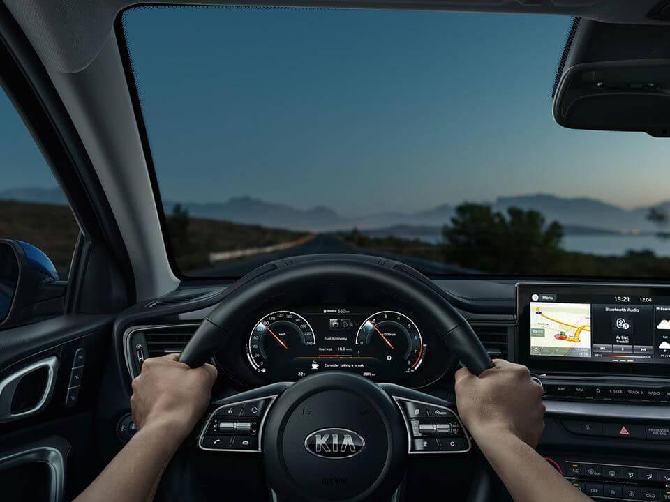 Sledovanie pozornosti vodiča