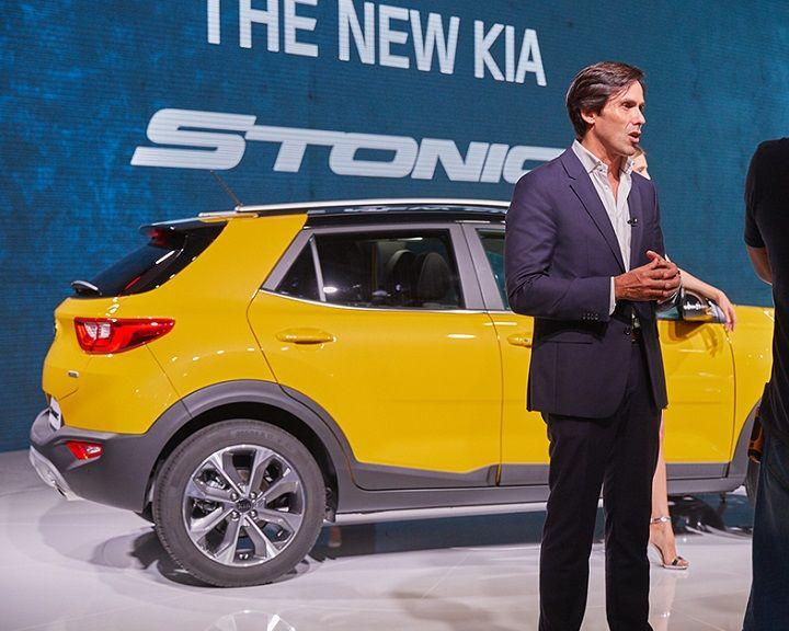 Kia nafrankfurtskom autosalóne odhalí koncept Proceed spolu snovým modelom Stonic, Picanto X-Line aSorento