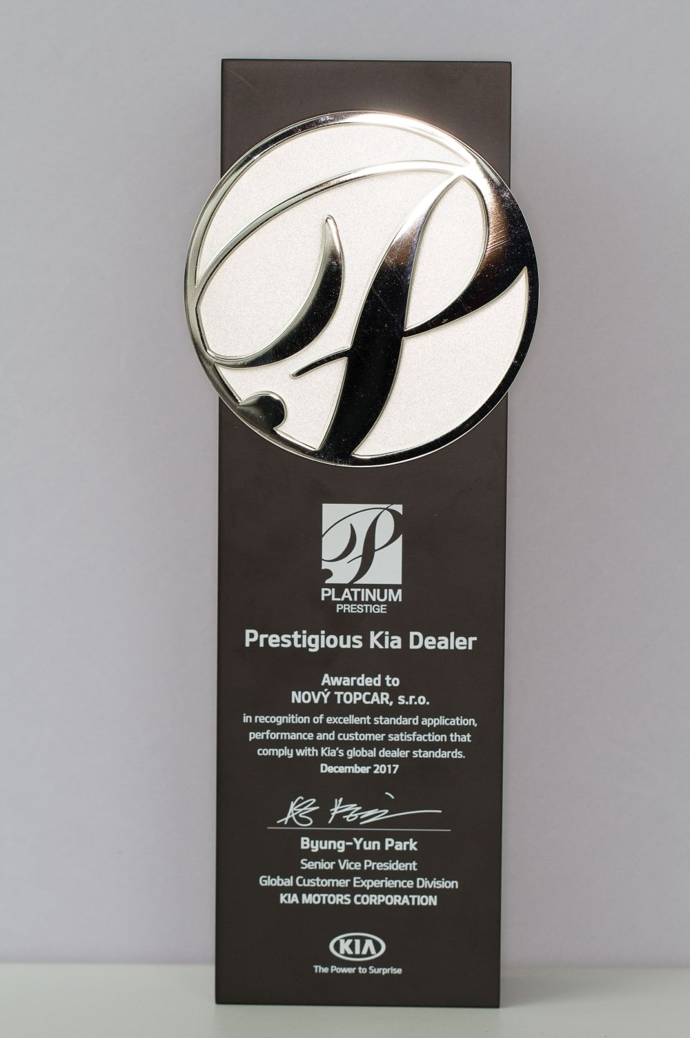 Kia Prestigious Dealer
