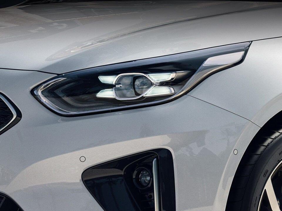 Nová Kia Ceed SW Plug-in Hybrid