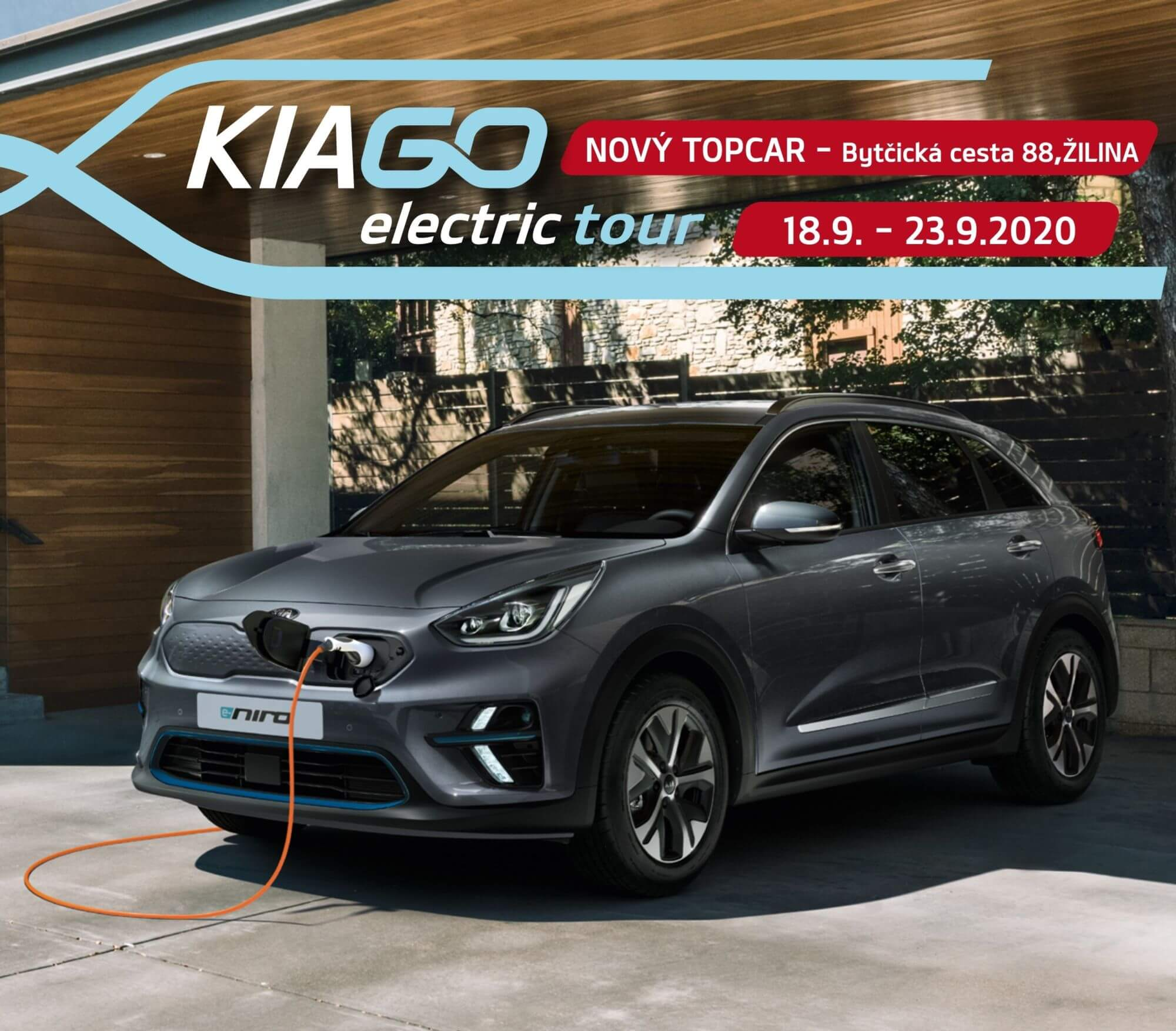 KIAGO ELECTRIC TOUR