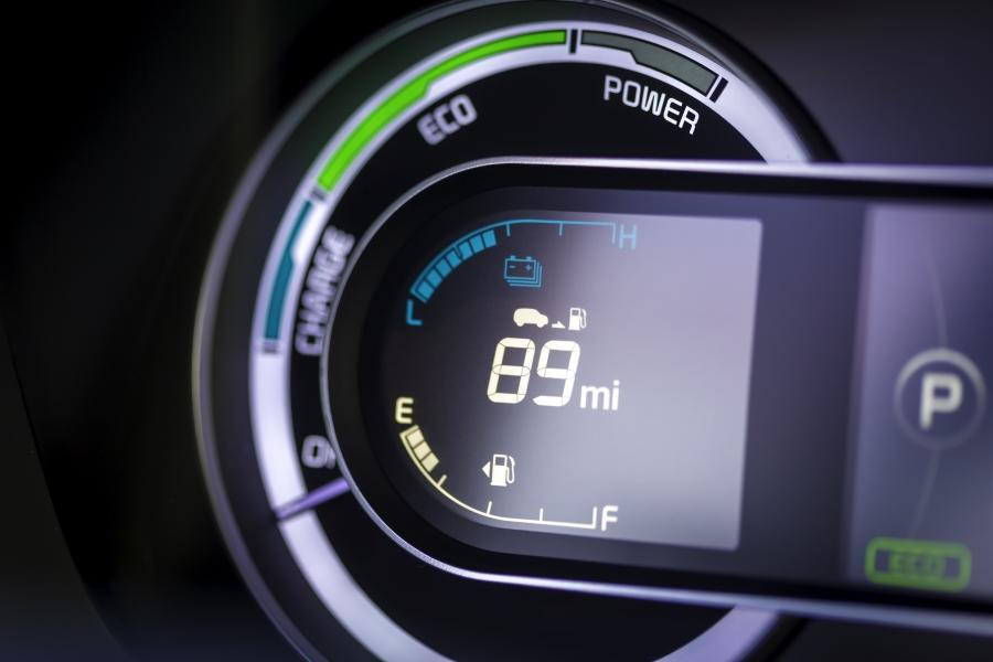 Kia Niro - Hybrid. Crossover.