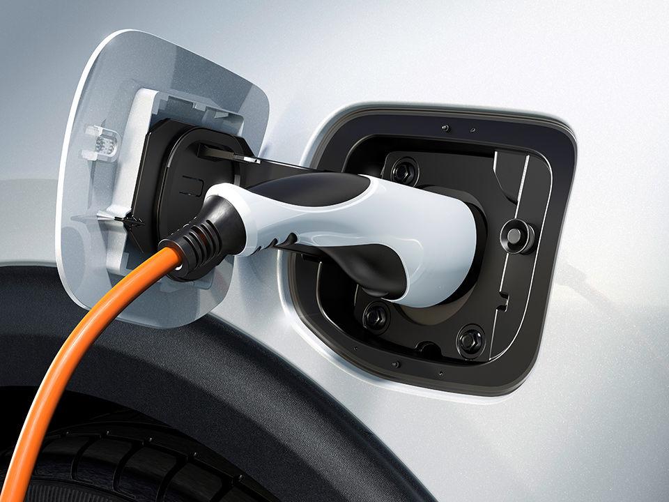 Kia Niro Plug-In Hybrid - nabíjanie