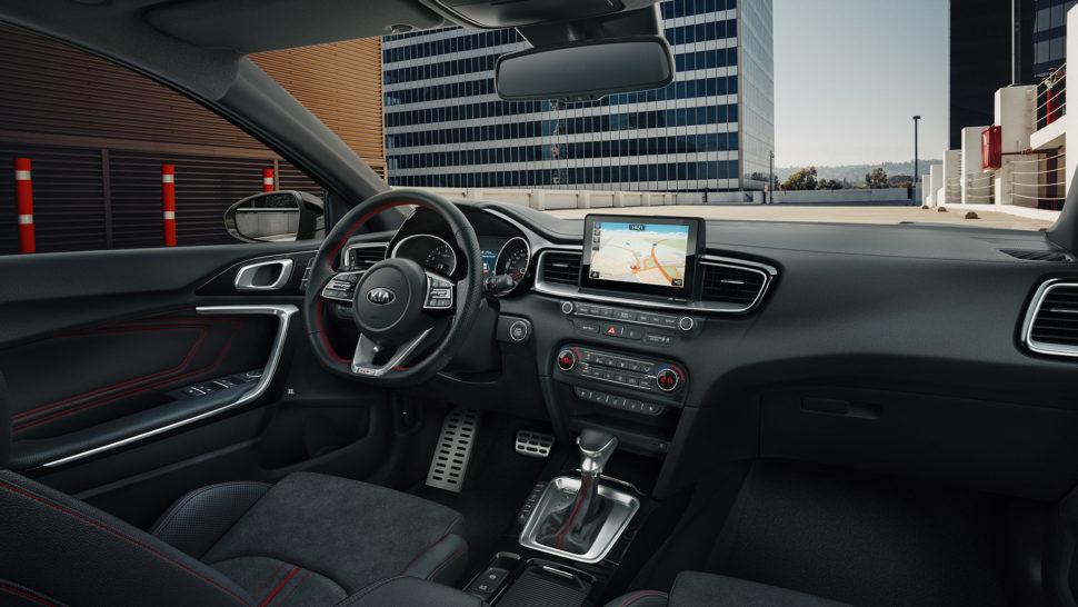 Odhalenie novej Kia Ceed GT