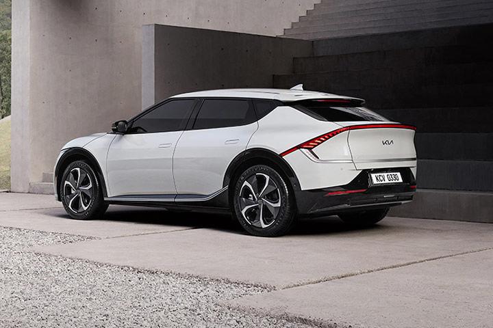 Nová Kia EV6