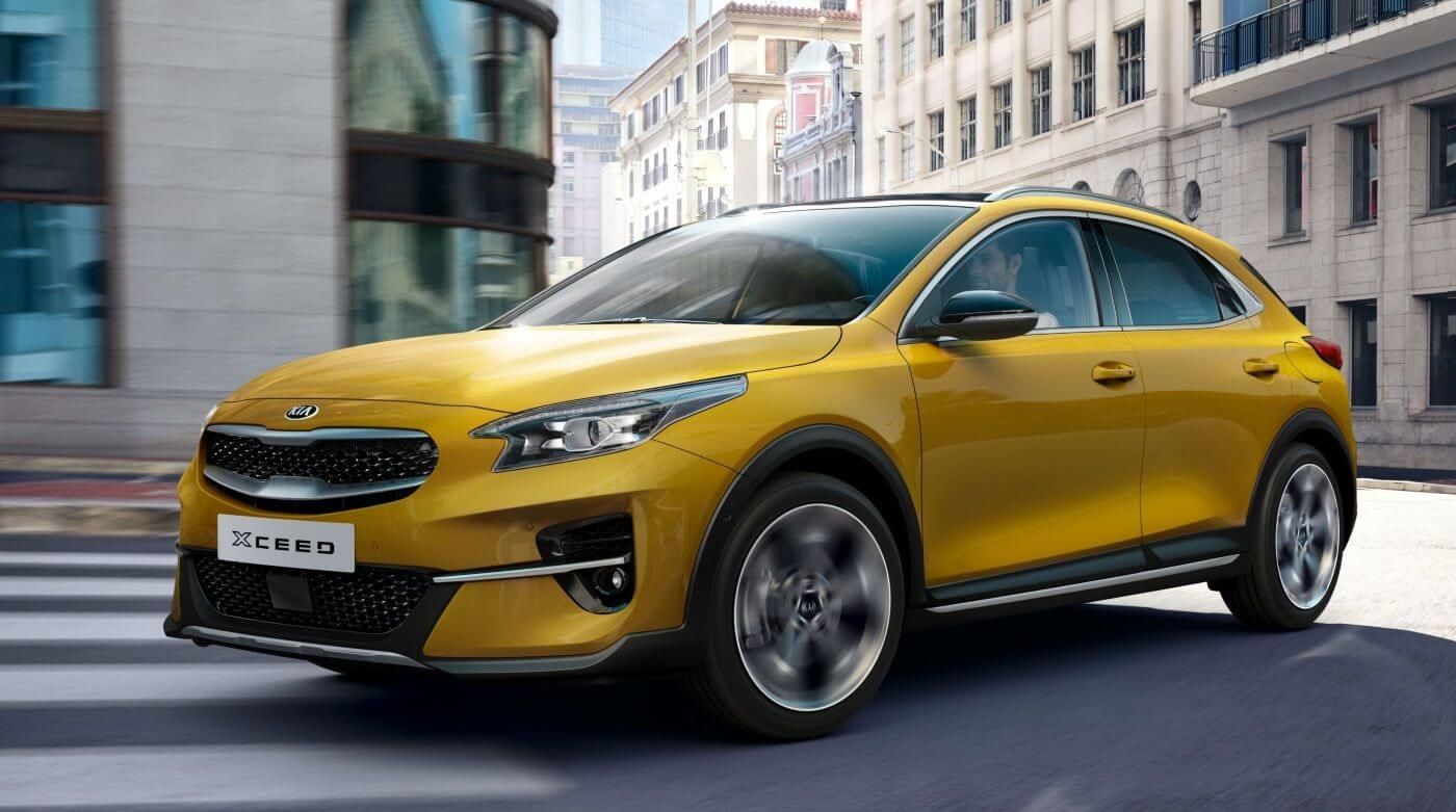 Crossover Kia XCeed