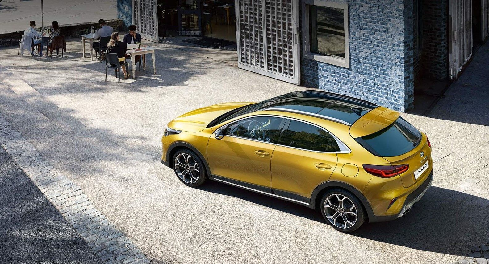 Crossover Kia XCeed - CUV